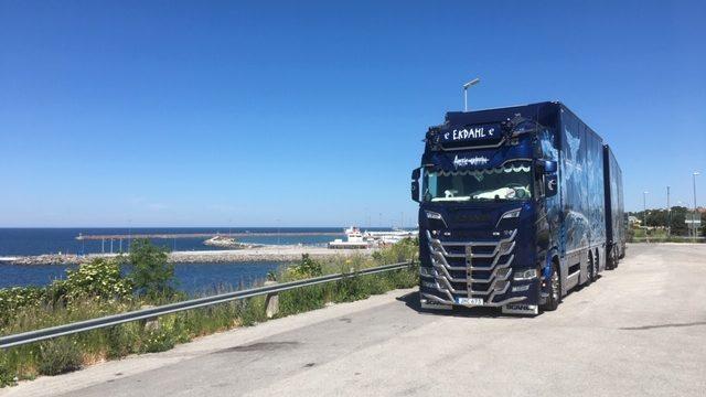 Godstransport Ekdahl Miljö