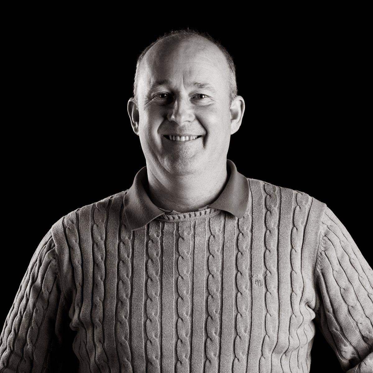 Peter Kristiansson, transportchef på Ekdahl Miljö